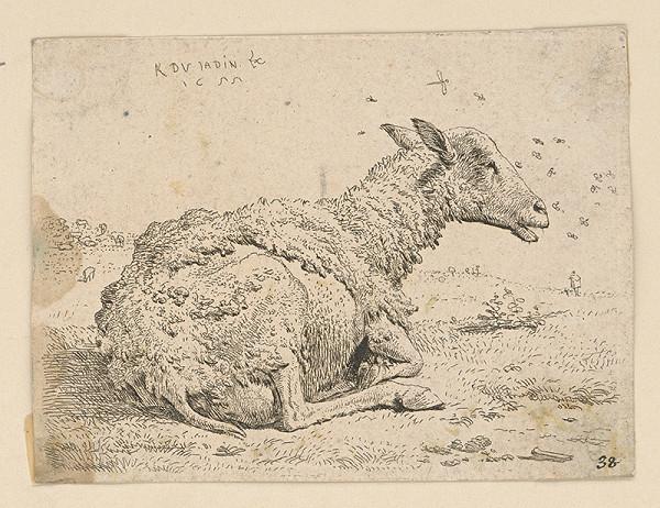 K. Jadin, Titian – Baran