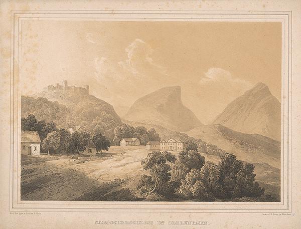 Louis B. Kotz - Šarišský hrad
