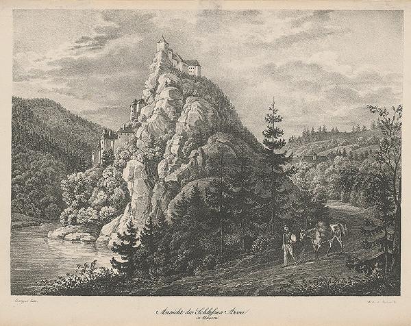 Jan Greger – Oravský hrad