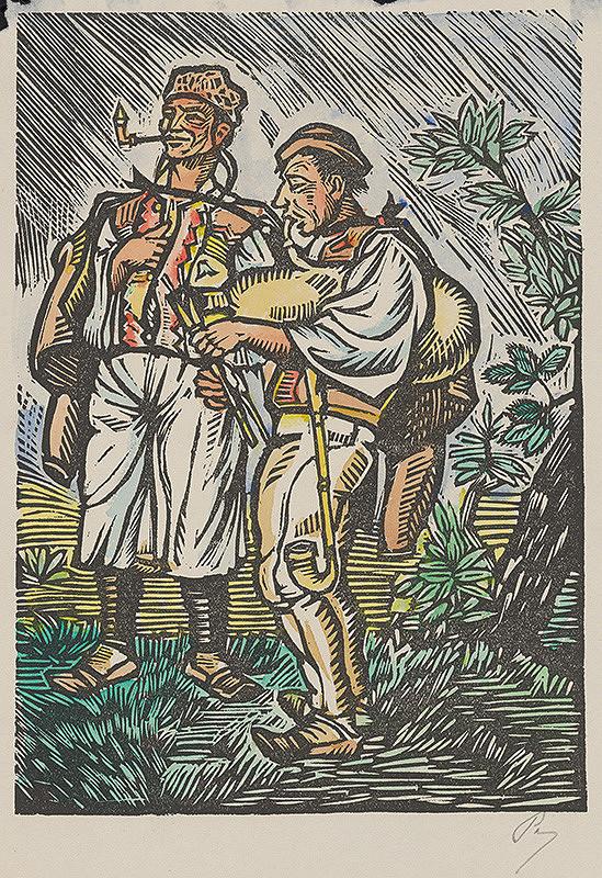 Slovenský maliar z 1. polovice 20. storočia – Gajdoš