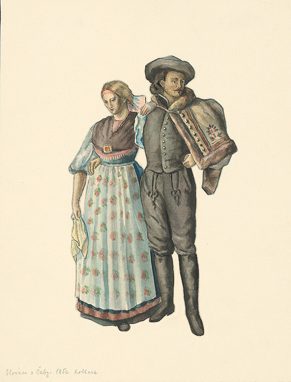 František Kolář – Slováci z Čaby