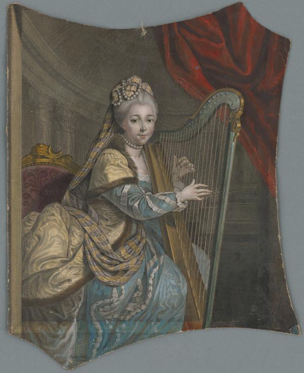 Louis Le Gendre – Marie-Louis-Philippine-Eugénie Servandoni (1746 - 1816)