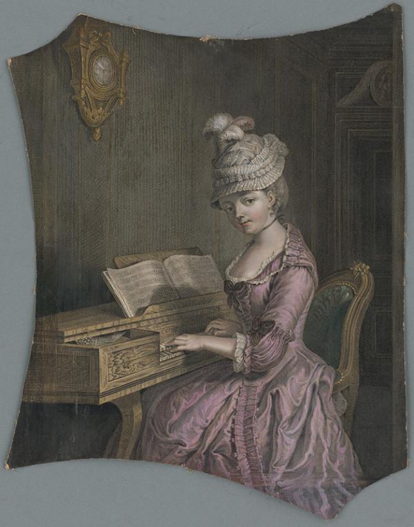 Stredoeurópsky maliar z 18. storočia – Portrét ženy