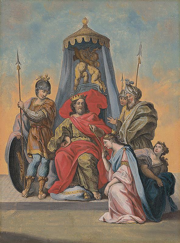 Stredoeurópsky maliar zo 17. storočia – Biblický motív