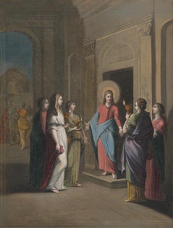 Caspar Luyken – Podobenstvo o desiatich pannách