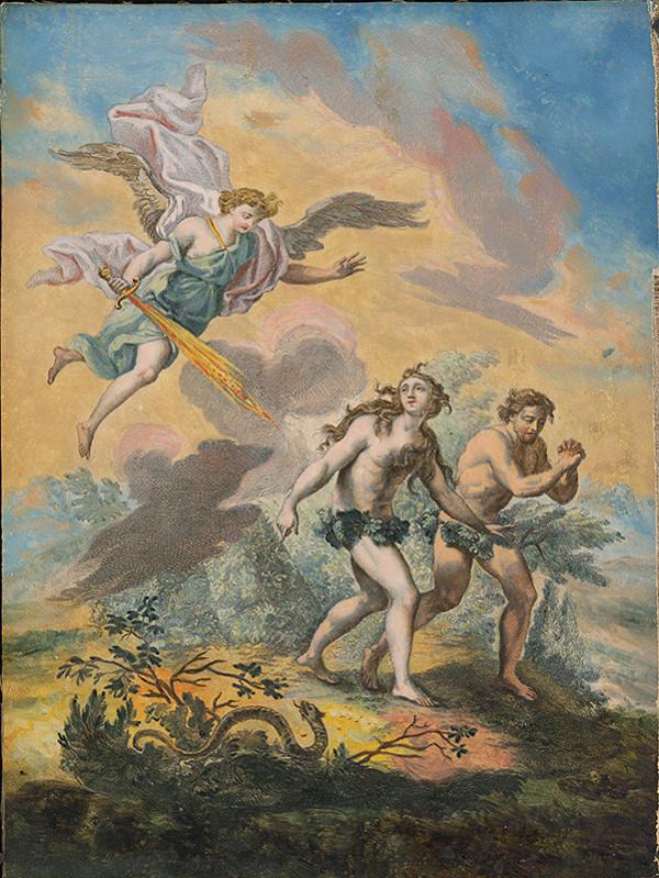 Stredoeurópsky maliar zo 17. storočia – Vyhnanie z raja