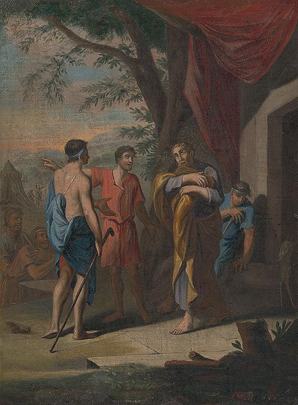 Caspar Luyken, Christoph Weigel st. – Jozefova tunika