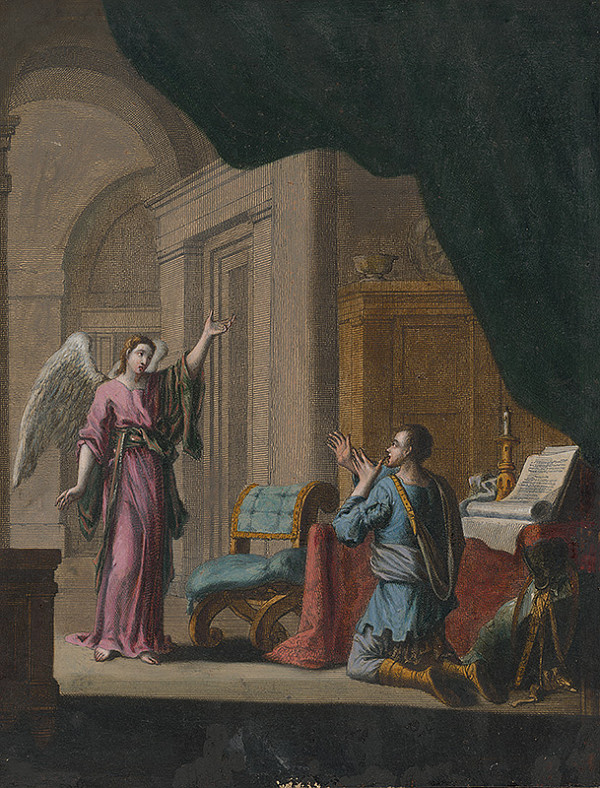 Caspar Luyken, Christoph Weigel st. – Kornélius