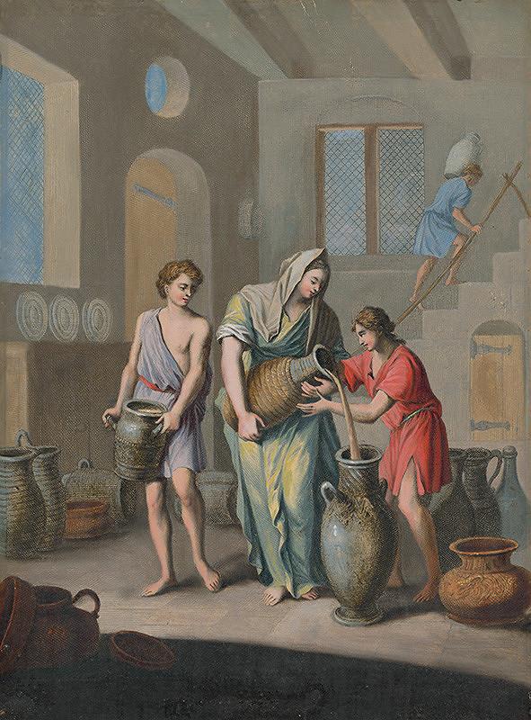 Caspar Luyken, Christoph Weigel st. – Rozmnoženie oleja