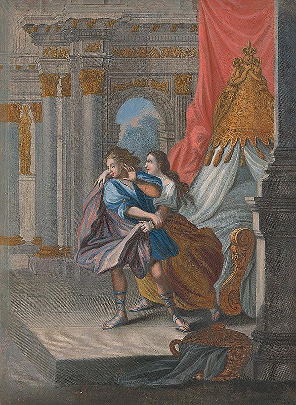 Caspar Luyken – Jozef a Putifarova žena