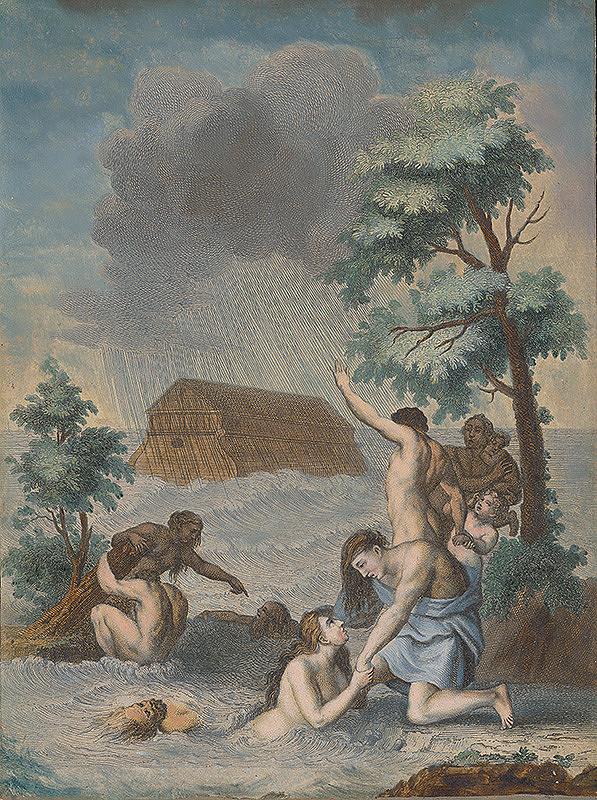 Stredoeurópsky maliar zo 17. storočia - Potopa