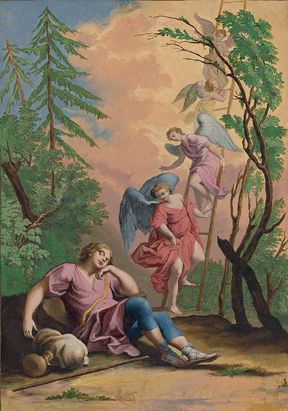 Jacopo Amigoni – Jakubov sen
