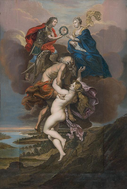 Alexis Loir, Jean Baptiste Nattier, Peter Paul Rubens – Víťazstvo pravdy