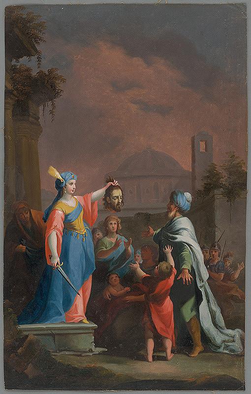 Giuseppe Zocchi, Joseph Wagner - Judita s hlavou Holoferna