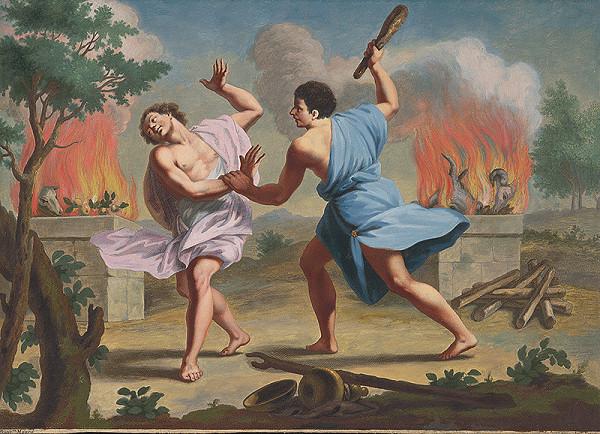 Francesco Moard, Thomas Major - Kain zabíja Ábela