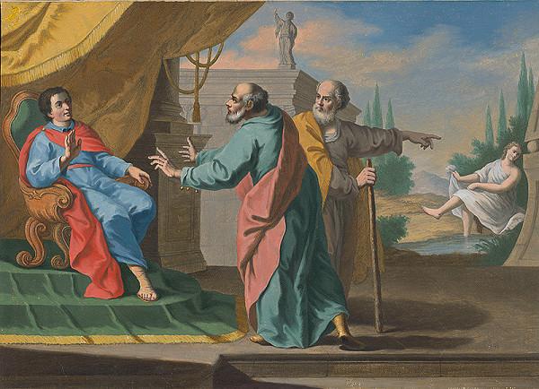 Francesco Moard, Thomas Major - Zuzana a starci