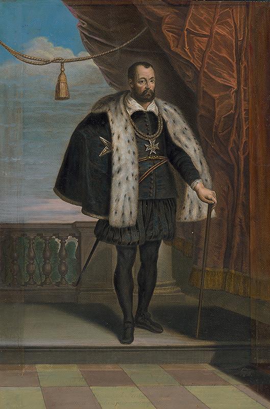 Gerard Edelinck, Jean Baptiste Nattier, Peter Paul Rubens - František I. de Medici, veľkovojvoda toskánsky  (1541 - 1587)