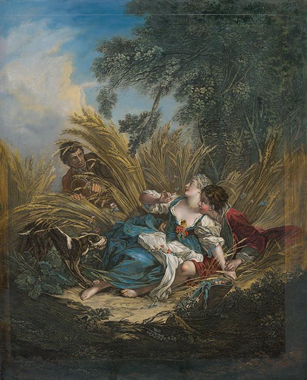 René Gaillard, François Boucher – Prekvapení milenci