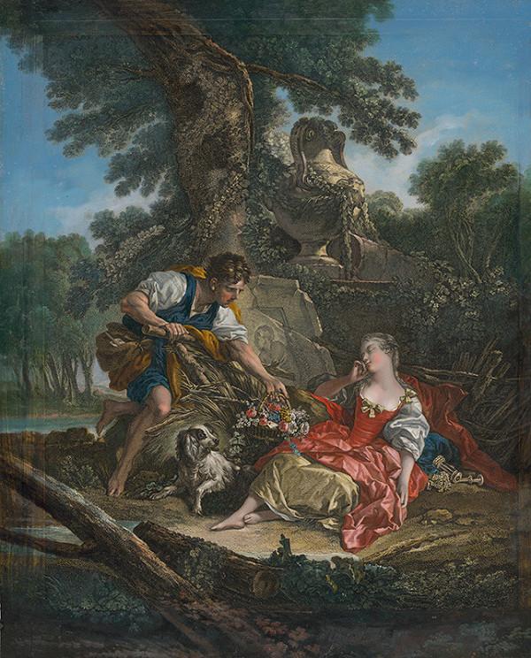 René Gaillard, François Boucher – Tajomný košík (Le panier mystérieux)