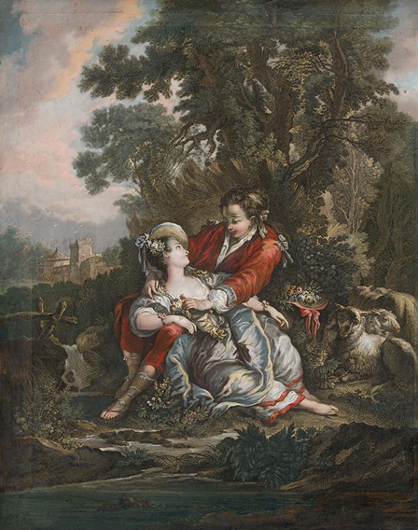 René Gaillard, Charles Eisen – Kytička na uvítanie (Le bouquet bien reçu)