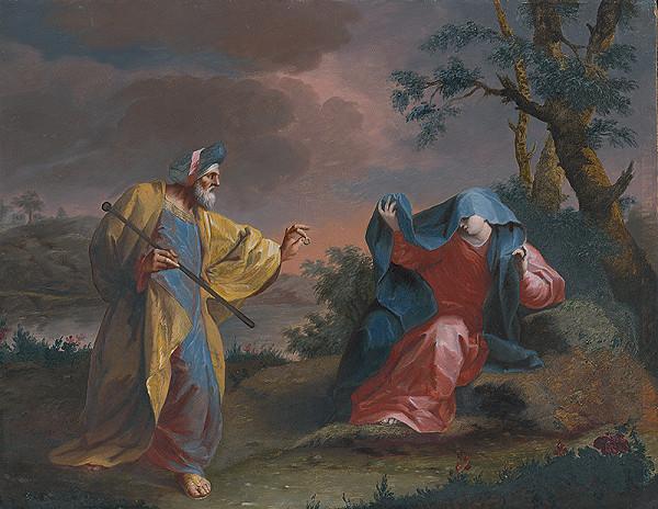 Stredoeurópsky maliar zo 17. storočia - Júda a Tamar