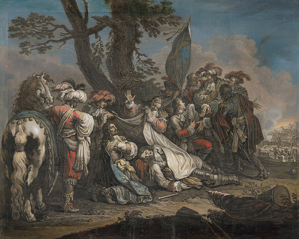 Jean Charles Levasseur - Smrť