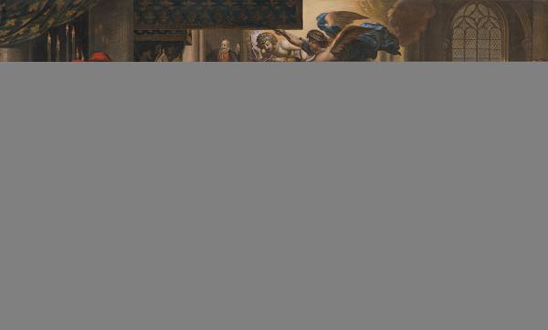 Peter Paul Rubens, Jean Baptiste Nattier, Jean Audran – Korunovácia Marie de Medici