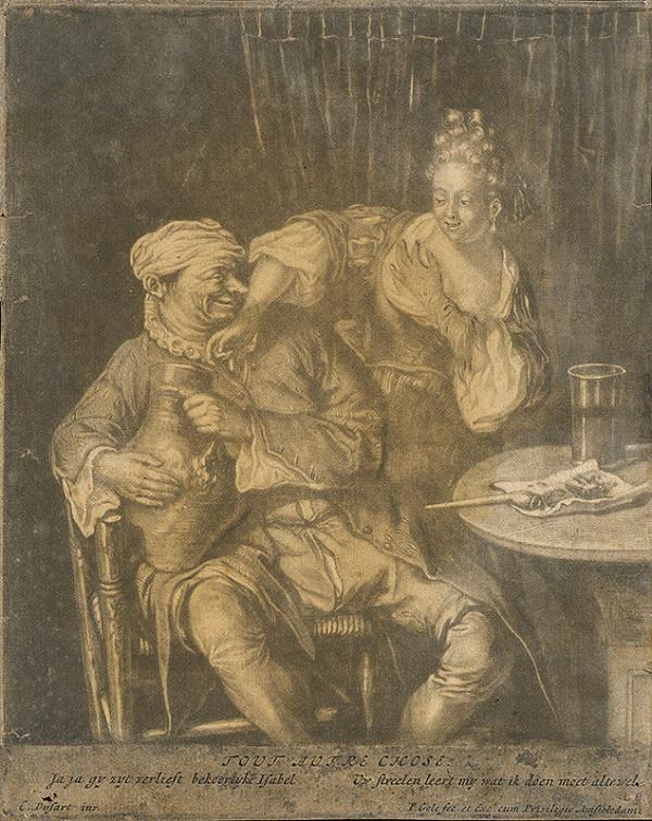 Jacob Gole, Cornelis Dusart – Žánrová scéna
