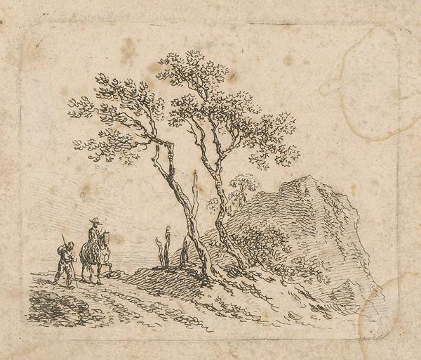 Stredoeurópsky maliar z prelomu 17. - 18. storočia - Pútnici