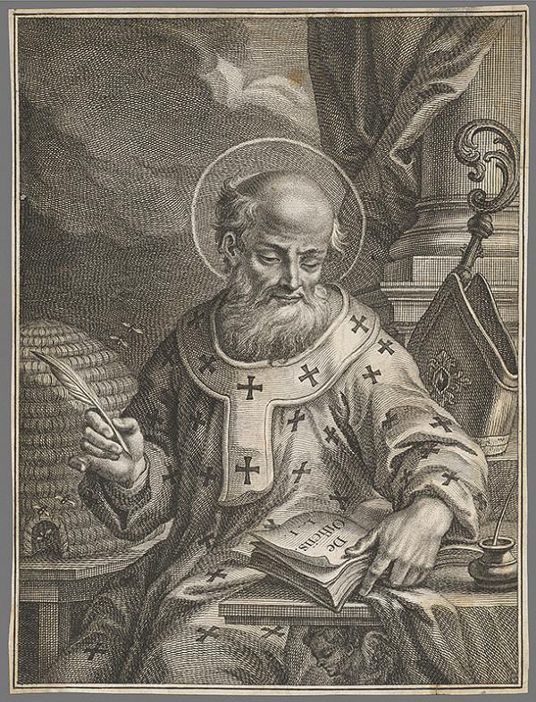 Stredoeurópsky maliar z 18. storočia – Svätý