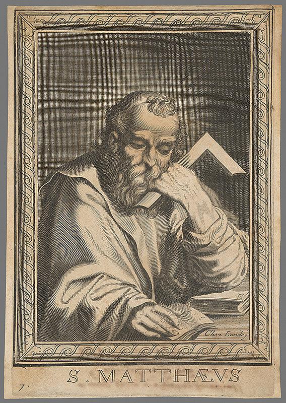 Pierre Landry - Svätý Matúš