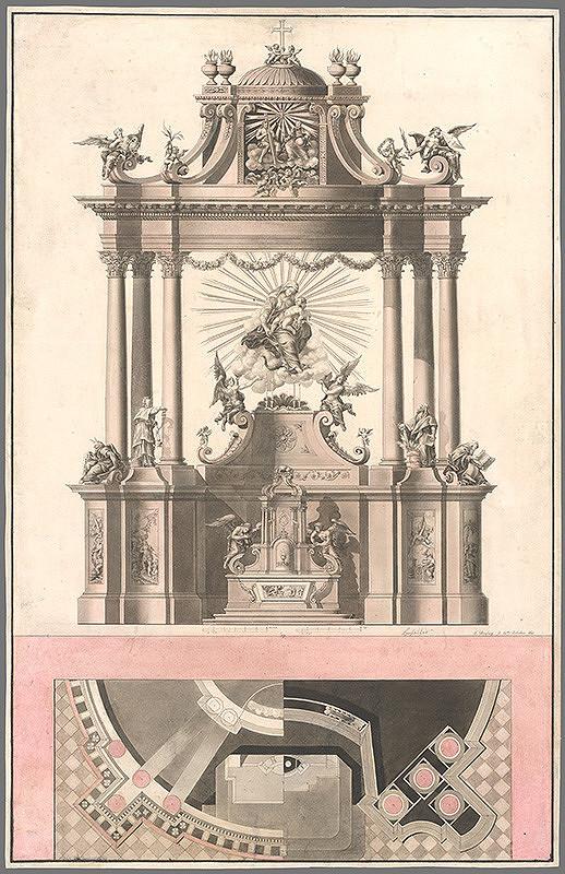 Raszar Wirsing – Návrh na náhrobok
