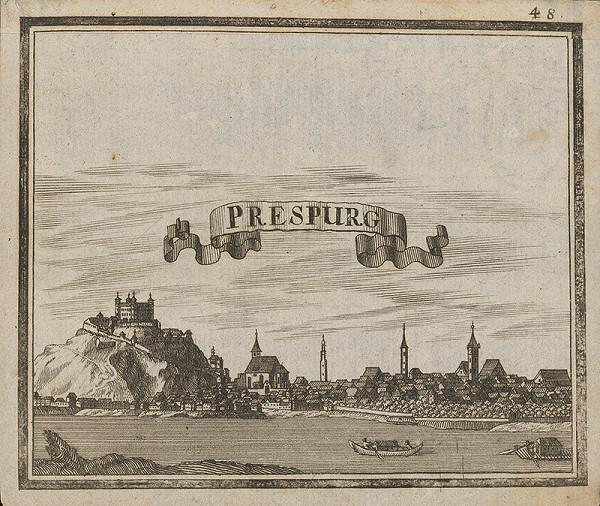 Stredoeurópsky maliar z prelomu 17. - 18. storočia – Bratislava