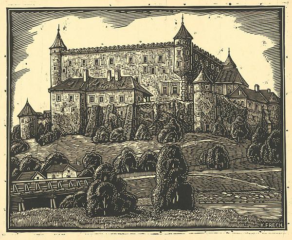 Karol Frech – Zvolenský hrad