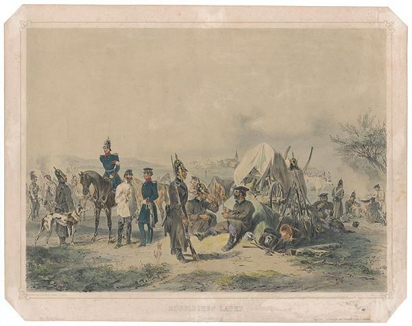 Jozef Heicke – Ruský tábor pri Bratislave