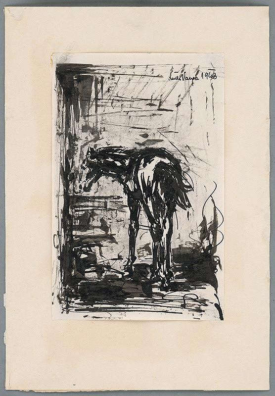 Ľudovít Varga – Žrebec