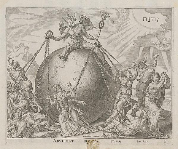 Maerten van Heemskerck, Claes Jansz. Visscher – Príď kráľovstvo Tvoje! (2)
