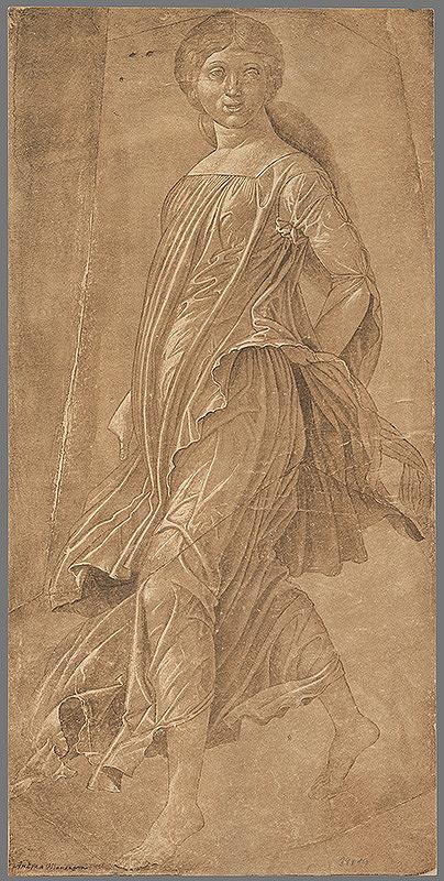 Andrea Mantegna – Múza