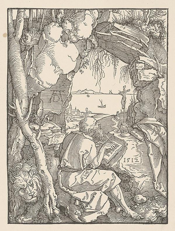 Albrecht Dürer – Svätý Jeroným