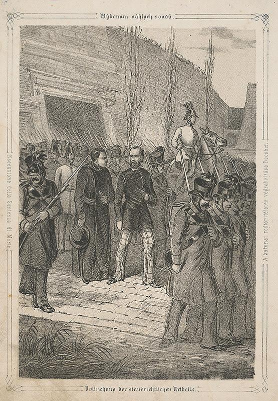 Anton Ziegler – Revolúcia vo Viedni r. 1848 III.