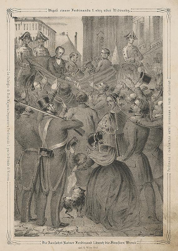 Anton Ziegler – Revolúcia vo Viedni r. 1848 IV.