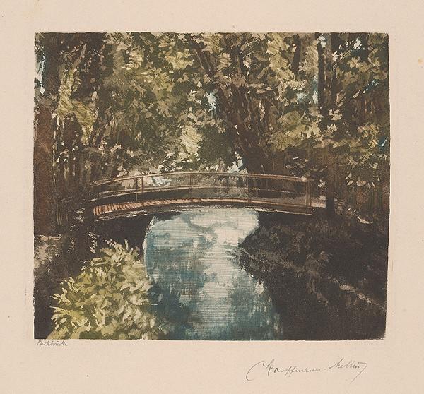 Angelica Kauffmann – Most v parku