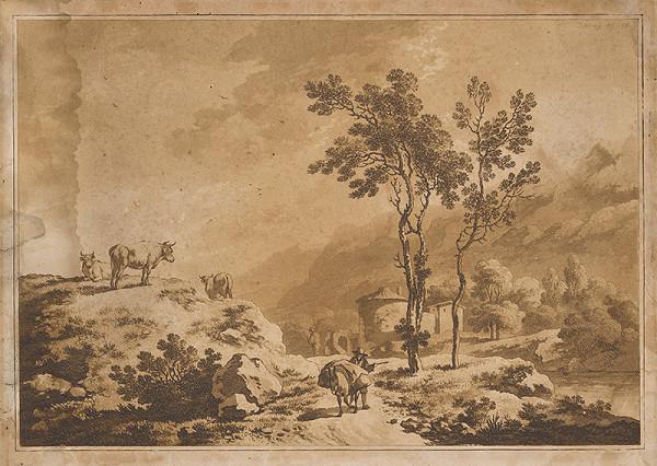 Benedikt Piringer – Alpská krajina