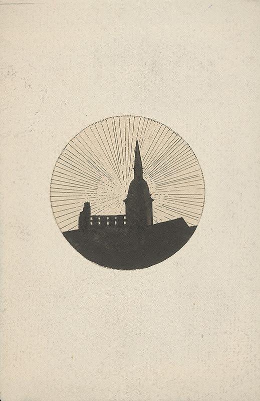 Stredoeurópsky grafik z 1. štvrtiny 20. storočia - Bratislava