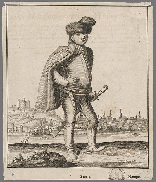 Samuel Mikovíny - Uhorský vojak a Bratislava v 18. storočí