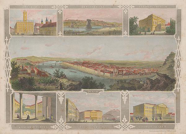 Ludwig Rohbock – Budapešť