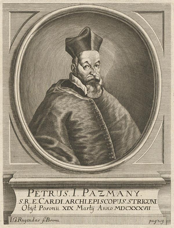 Jeremias Gottlob Rugendas – Petrus I.-Pázmány