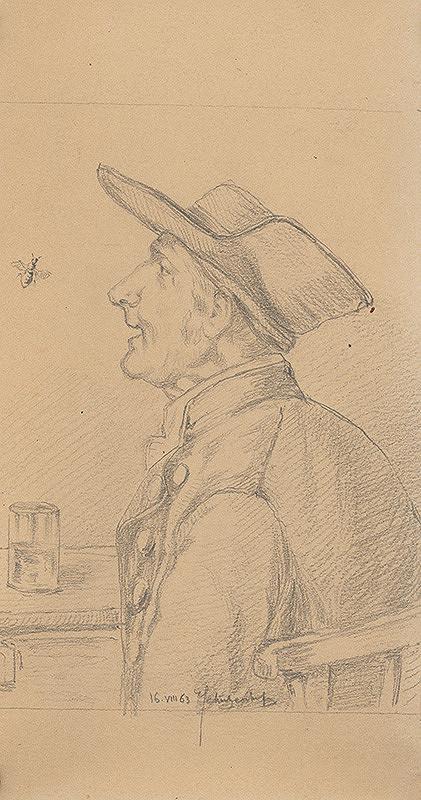 Franz August Schubert – Portrét