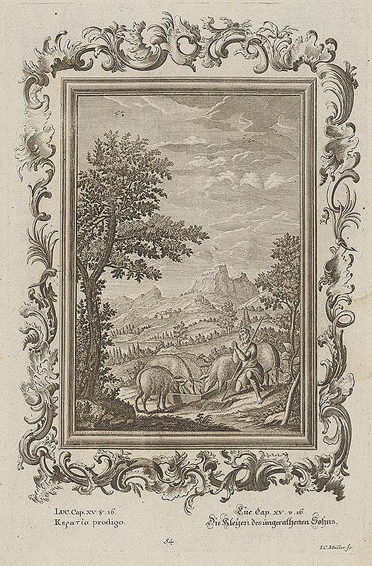 Johann Conrad Müller – Stratený syn