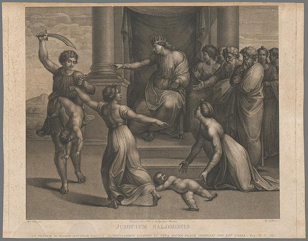 Raffael, Angelo Zaffonato – Šalamúnov rozsudok